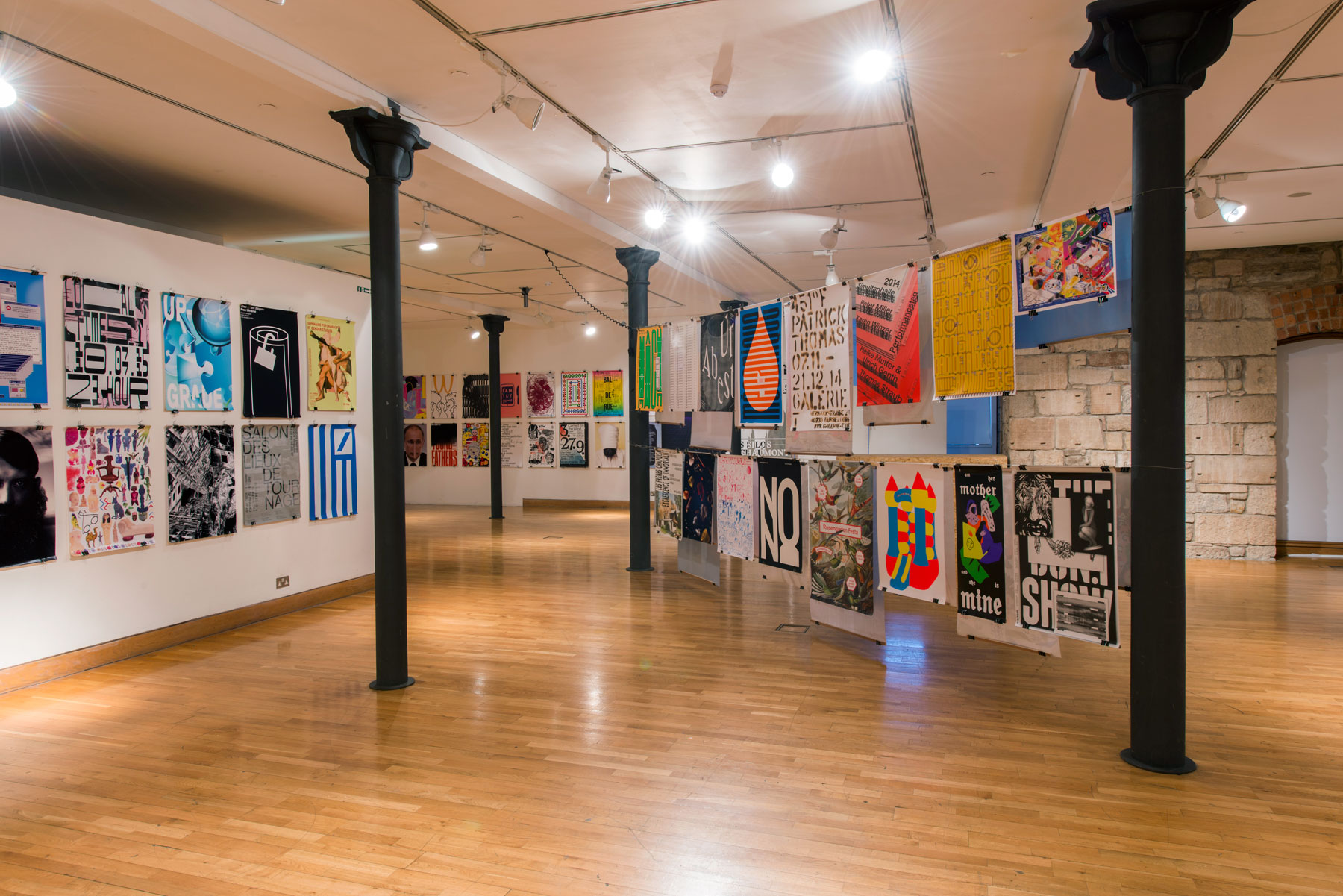 International Poster Exhibition 2015 Graphic Design Festival Scotland