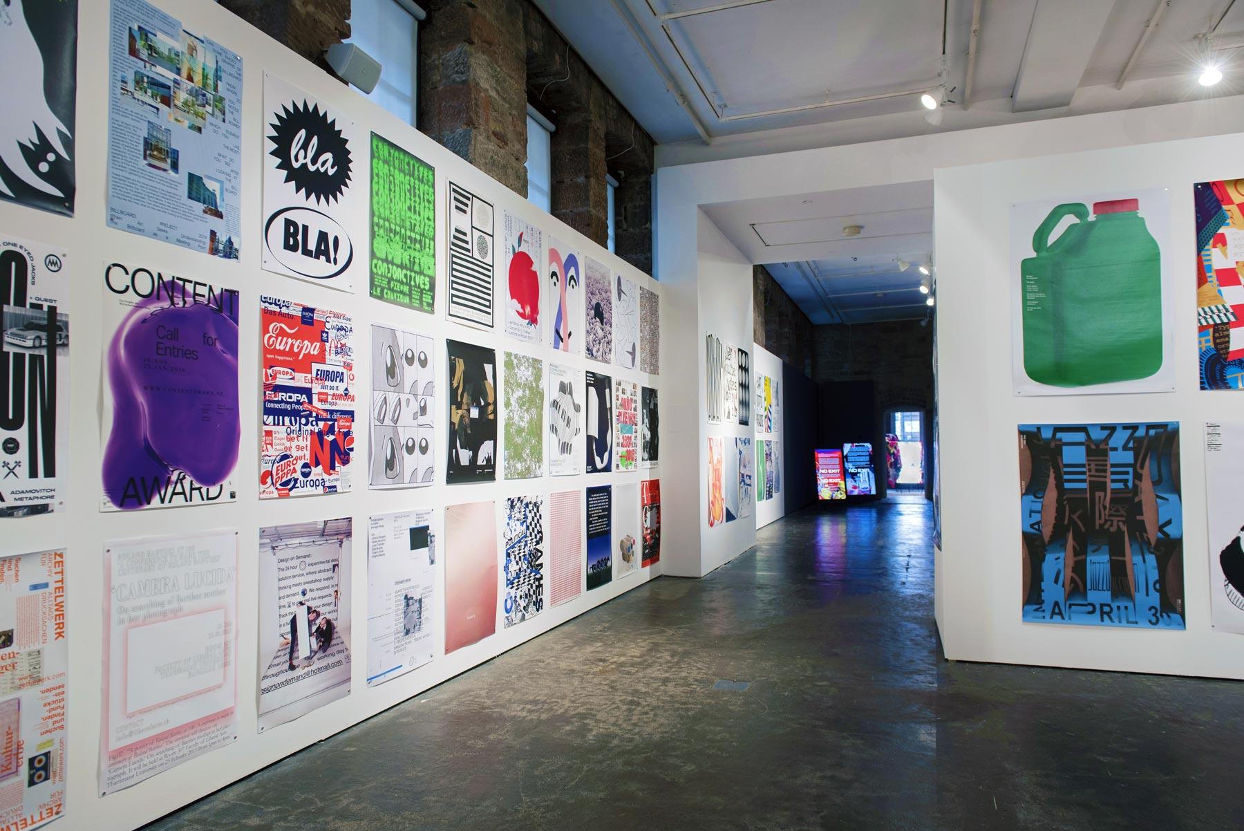International Poster Exhibition 2016 Graphic Design